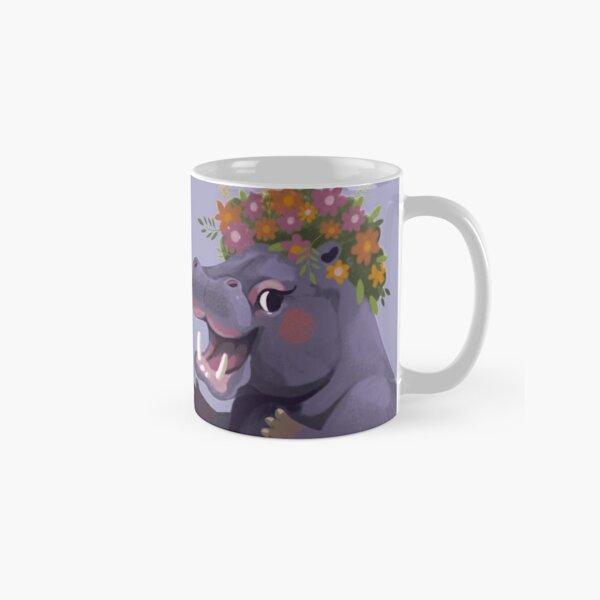 Fabulous Hippopotamus Classic Mug