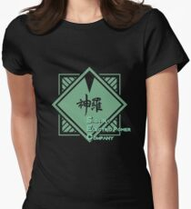 Shinra Cyberpunk Women's Fitted T-Shirt