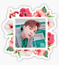 TOUCH NCT 127 Johnny Sticker