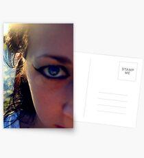 eye catching. Postcards