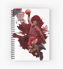 Michael Jordan - Dunk Spiral Notebook