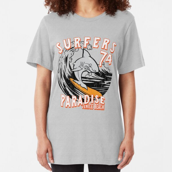 Surfers Paradise Slim Fit T-Shirt