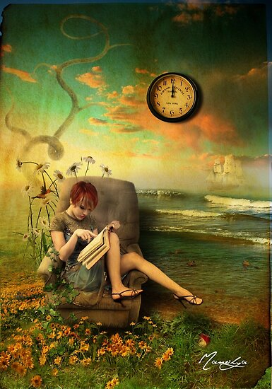 Dream On by Manolya  Fumero