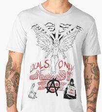 MGK- locals only Men's Premium T-Shirt