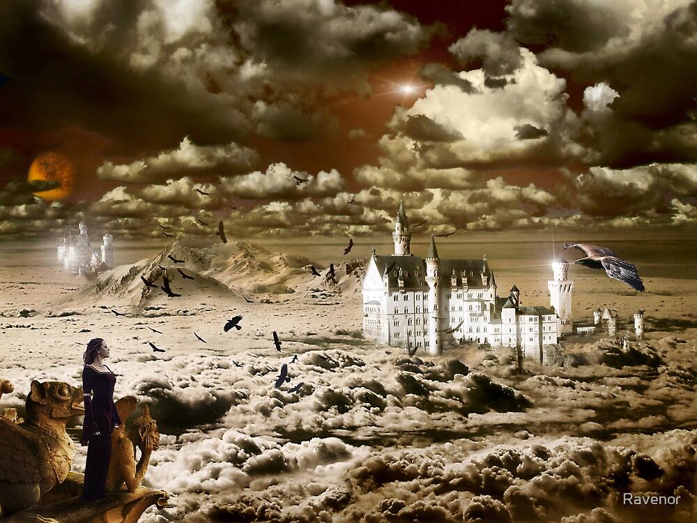 Kingdoms in the Skies by Ravenor