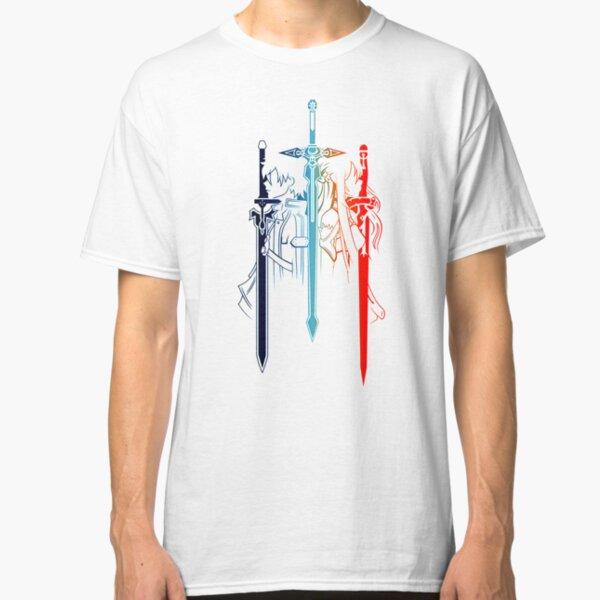 Kirito & Asuna minimalist Classic T-Shirt