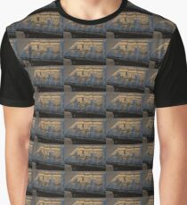 Reflecting on Noto and the Beautiful Sicilian Baroque Style Graphic T-Shirt