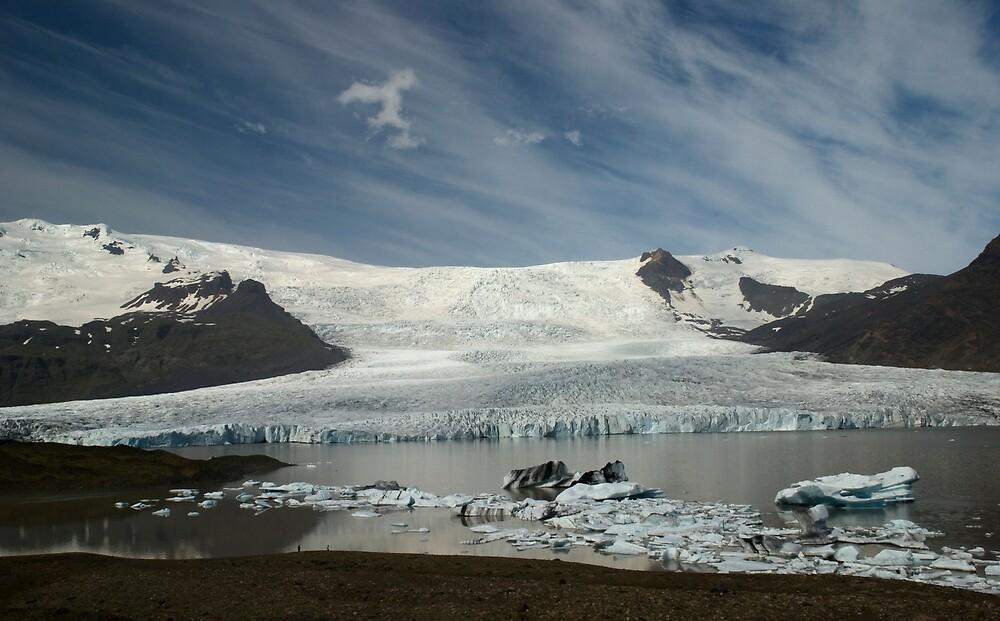 glacierscape by monkeycrumpet