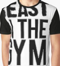 Camiseta gráfica Gym Motivation