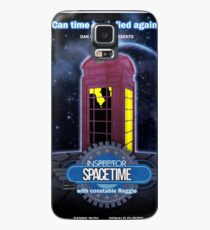 Inspector Spacetime (anotheronetime)  Case/Skin for Samsung Galaxy