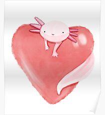 Lotl' Love Pink Poster