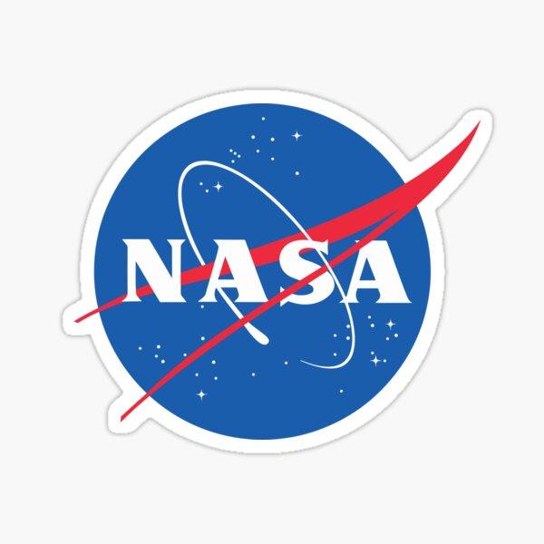 Administration Nationale de l'Aéronautique et de l'Espace (NASA) Sticker