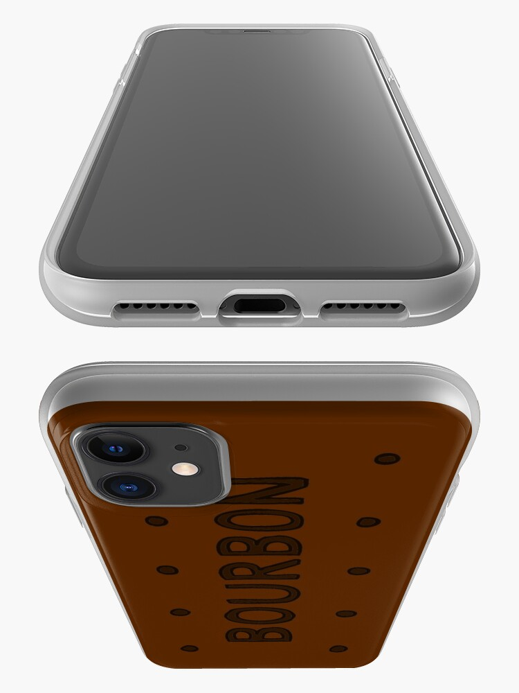 Alternate view of Chocolate Bourbon Biscuit iPhone Case & Cover