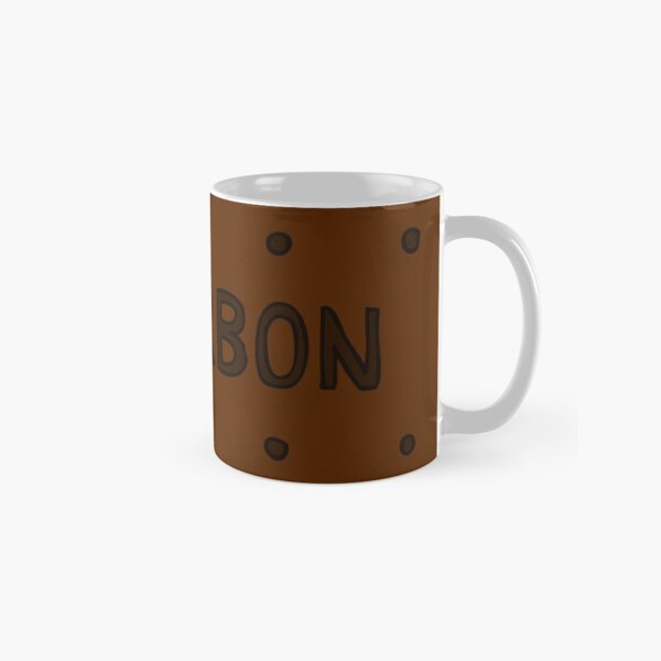 Chocolate Bourbon Biscuit Classic Mug