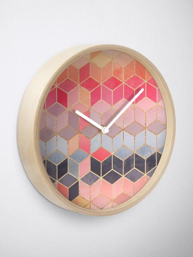 Vista alternativa de Reloj Happy Cubes