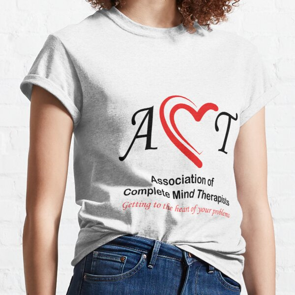 The Association of Complete Mind Therapists - ACMT / A.C.M.T. Classic T-Shirt