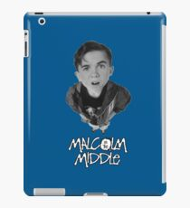 malclolm in the middle tv show iPad Case/Skin