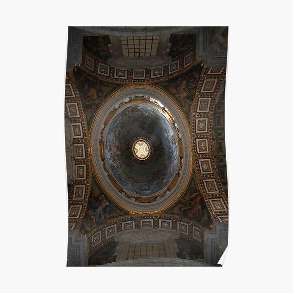 Dome,Nature, temper,   disposition, tone, structure, framework, composition, frame Poster