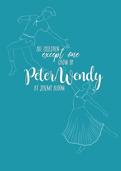 All Children Except For One Peterwendy Edition Posters By Watm
