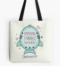 Sharkagotchi: Great White Shark Tote Bag