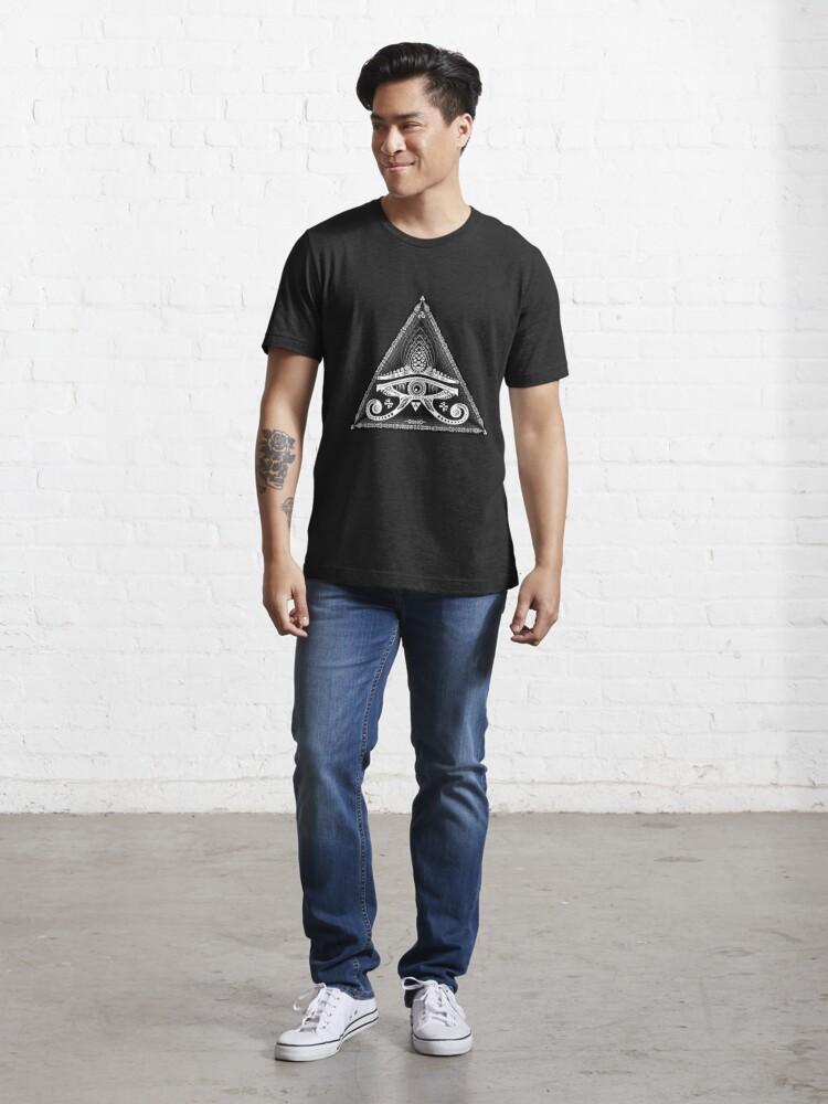 Alternate view of Singular Sight Essential T-Shirt