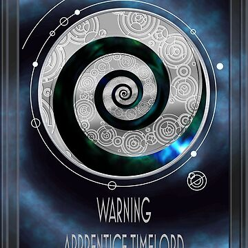 Warning - Apprentice Timelord by mime666