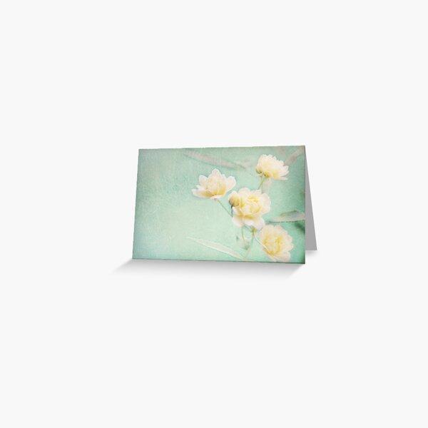 Popcorn Roses II Greeting Card