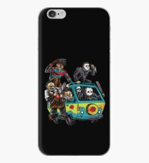 The Massacre Machine Horror iPhone Case