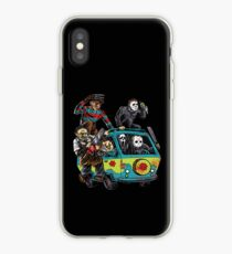 The Massacre Machine Horror iPhone Case