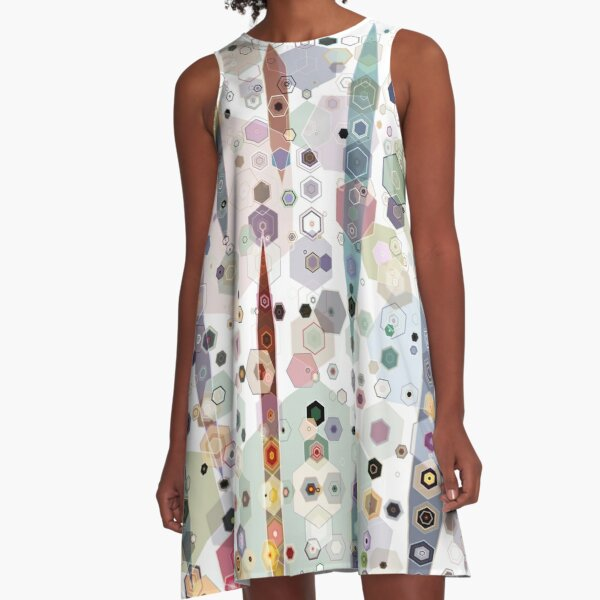 Up on the Hill A-Line Dress