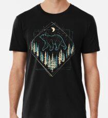 The Heaven's Wild Bear Men's Premium T-Shirt