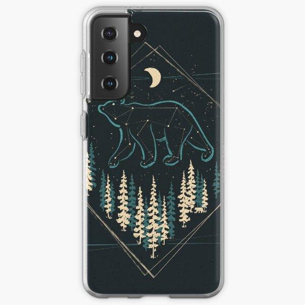 The Heaven's Wild Bear Samsung Galaxy Soft Case