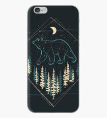 The Heaven's Wild Bear iPhone Case