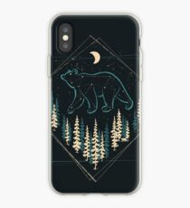 The Heaven's Wild Bear iPhone Case