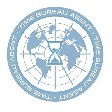 Time Bureau Agent by halfabubble
