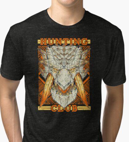 Hunting Club: Barioth Tri-blend T-Shirt