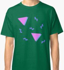 90's colour vomit Classic T-Shirt