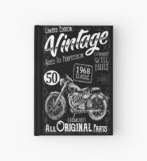 50th Birthday Gift Ideas Hardcover Journal