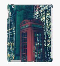 London Is calling iPad Case/Skin