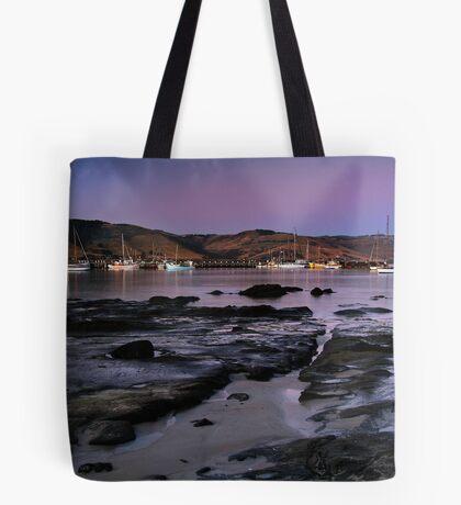 Twilight Apollo Bay Tote Bag