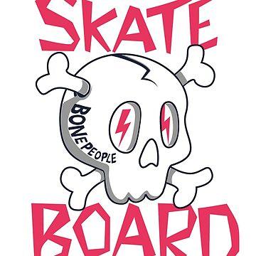 skull skate by supra974