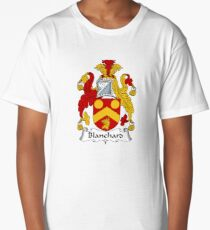 Blanchard Coat of Arms - Family Crest Shirt Long T-Shirt