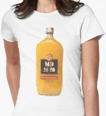 8BIT MD Womens Fitted T-Shirt