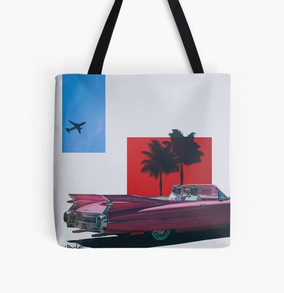 MIAMI ROCKSTAR PARTY All Over Print Tote Bag