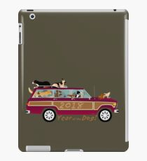 Year of the Dog - Waggies in a Waggy iPad Case/Skin