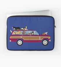 Wags in a Waggy Laptop Sleeve