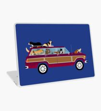 Wags in a Waggy Laptop Skin