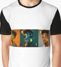 Ronnie Flex Rémi Triple Cover Graphic T-Shirt