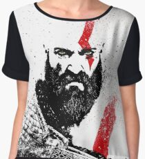 Kratos (God of War) Chiffon Top