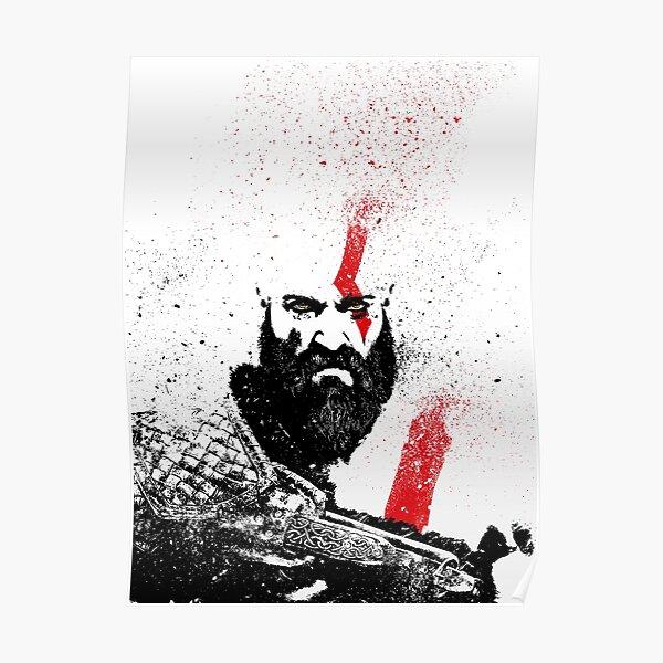 Kratos (dios de la guerra) Póster